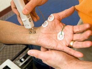 электромиография рук