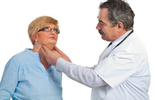 Симптомы гиперфункции щитовидной железы