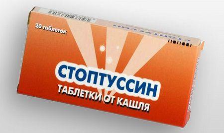Препарат стортуссин для лечения остаточного кашля при бронхите