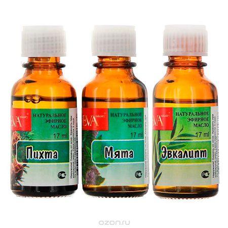 Эфирные масла для ингаляций при бронхите