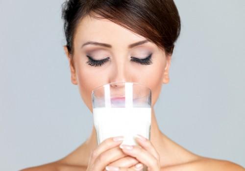 Кисломолочные напитки полезны для кишечника