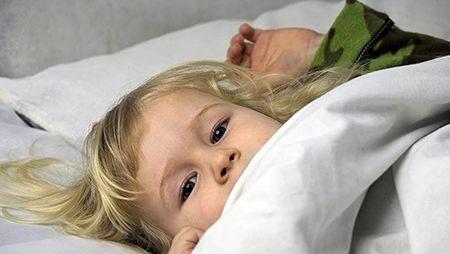 компресс ребенку при бронхите