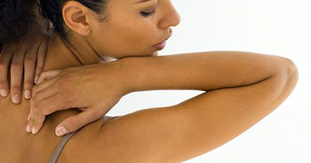 массаж спины при бронхите