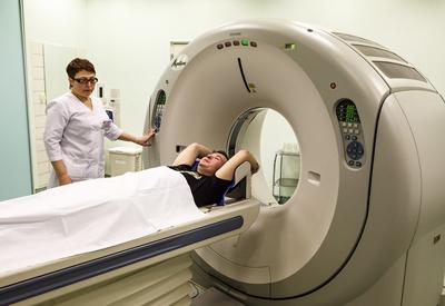 компьютерная томография головного мозга