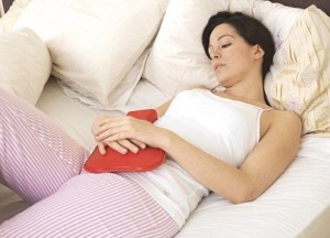 Физиологическая причина - изменение гормонального фона