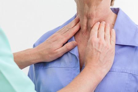 Методики определения увеличения щитовидной железы