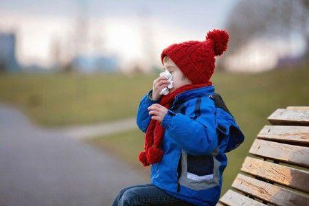 Можно ли гулять детям при бронхите