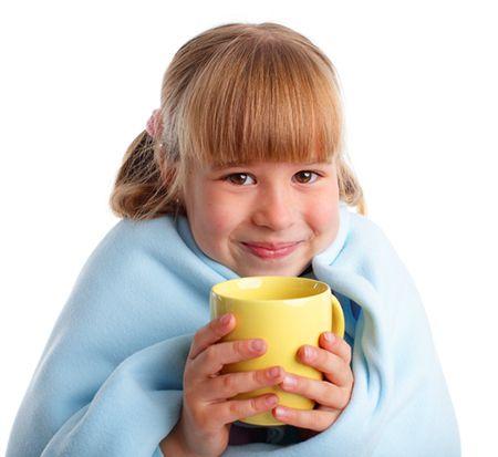 обильное питье при бронхите