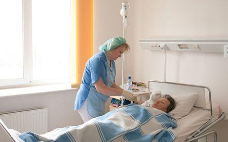 Госпитализация при бронхите