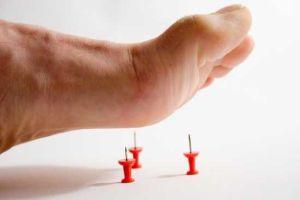Парестезии ног