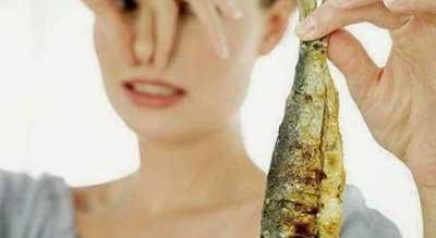 Выделения с запахом тухлой рыбы, фото 2