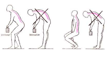 Грижа грудного відділу хребта
