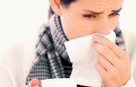 Сильный кашель первый симптом