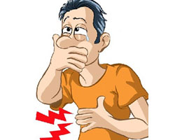 симптомы перегиба желчного пузыря