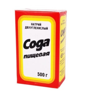 Содовый раствор - эффективное средство для лечения болезней горла