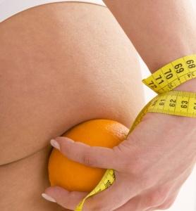 Свойства мандаринов используются для борьбы с лишним весом  и целлюлитом