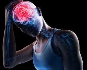 травма головы и кровоизлияние