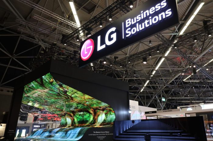 LG-ISE-Booth