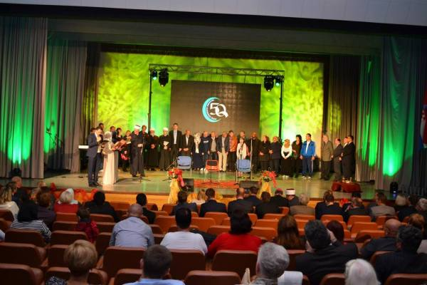 Svečanom akademijom i Donatorskom večerom obilježena 50. obljetnica Islamske zajednice u Sisku/MIZ Sisak