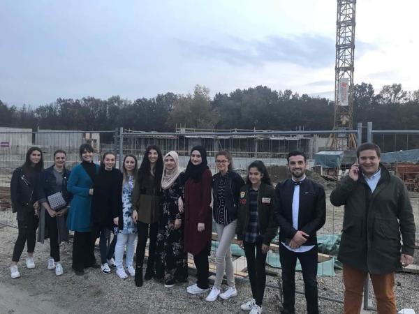 Omladina MIZ Zagreb uvakufila se u Islamski kulturni centar Sisak