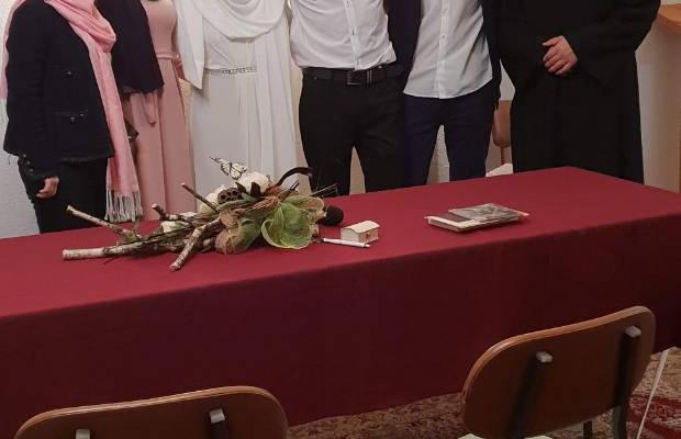 Šerijatsko vjenčanje Elvisa Arslanovića i Sare Hanoon