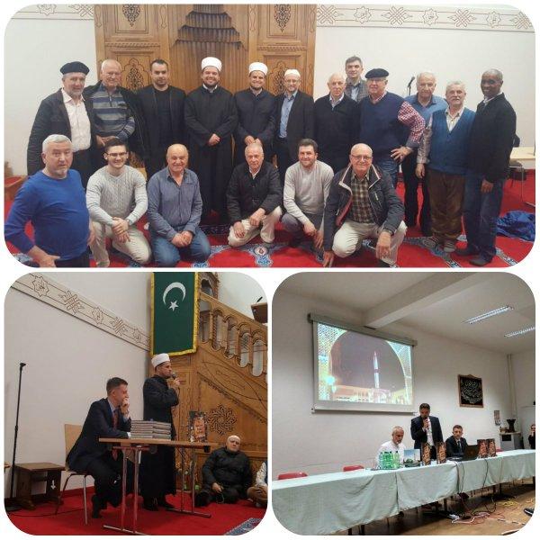 Promocija halal kuharice u Ulmu i Stuttgartu