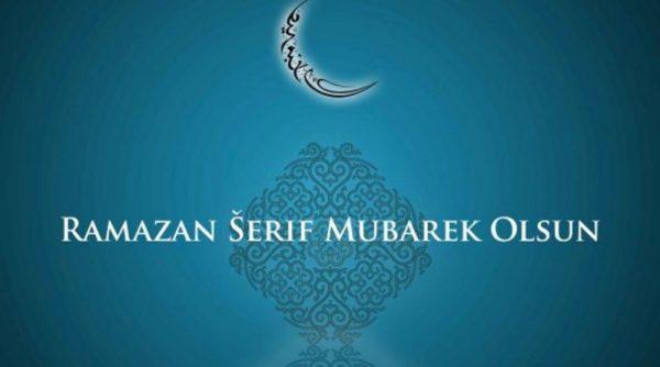 Prvi dan Ramazana i početak posta u ponedjeljak (06.05.2019.)