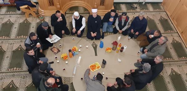 Posjeta i predavanje u džematu Kalata, MIZ Kozarac