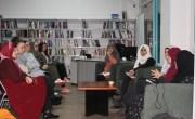 Razgovori o hidžabu u sisačkoj knjižnici