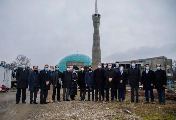 Veleposlanici deset zemalja posjetili gradilište IKC Sisak