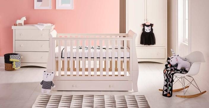 Oslo Nursery Furniture Range