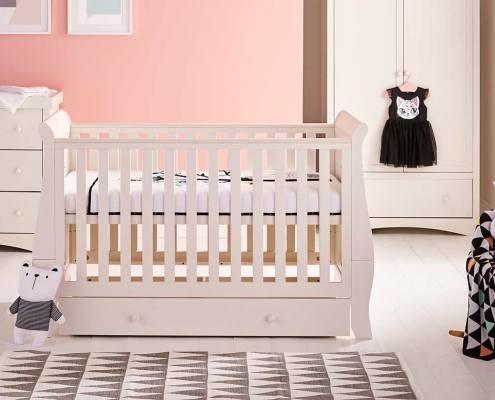 Oslo Nursery Furniture Range