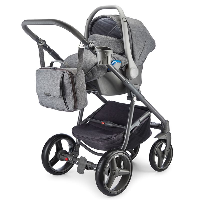 mee-go Santino Urban Grey Carseat
