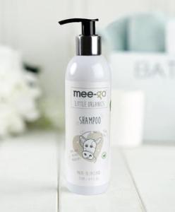 mee go little organics skincare shampoo
