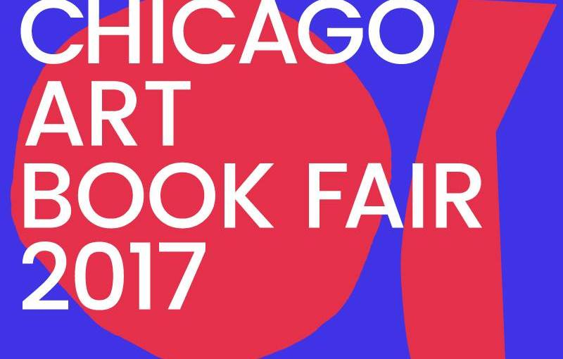 see you @ the CHICAGO ART BOOK FAIR