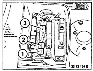 Timms BMW E31 Fuse Finder