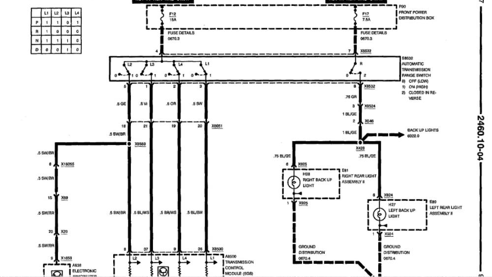 Bmw E36 Egs Wiring Diagram