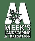 meek landscaping professional