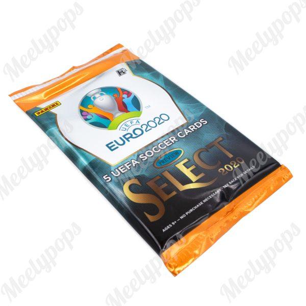 2019-2020 Panini Select UEFA Euro Soccer H2 Hybrid Pack