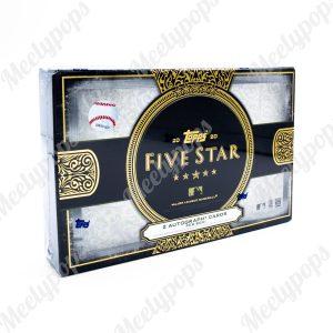 2020 Topps Five Star Baseball Box