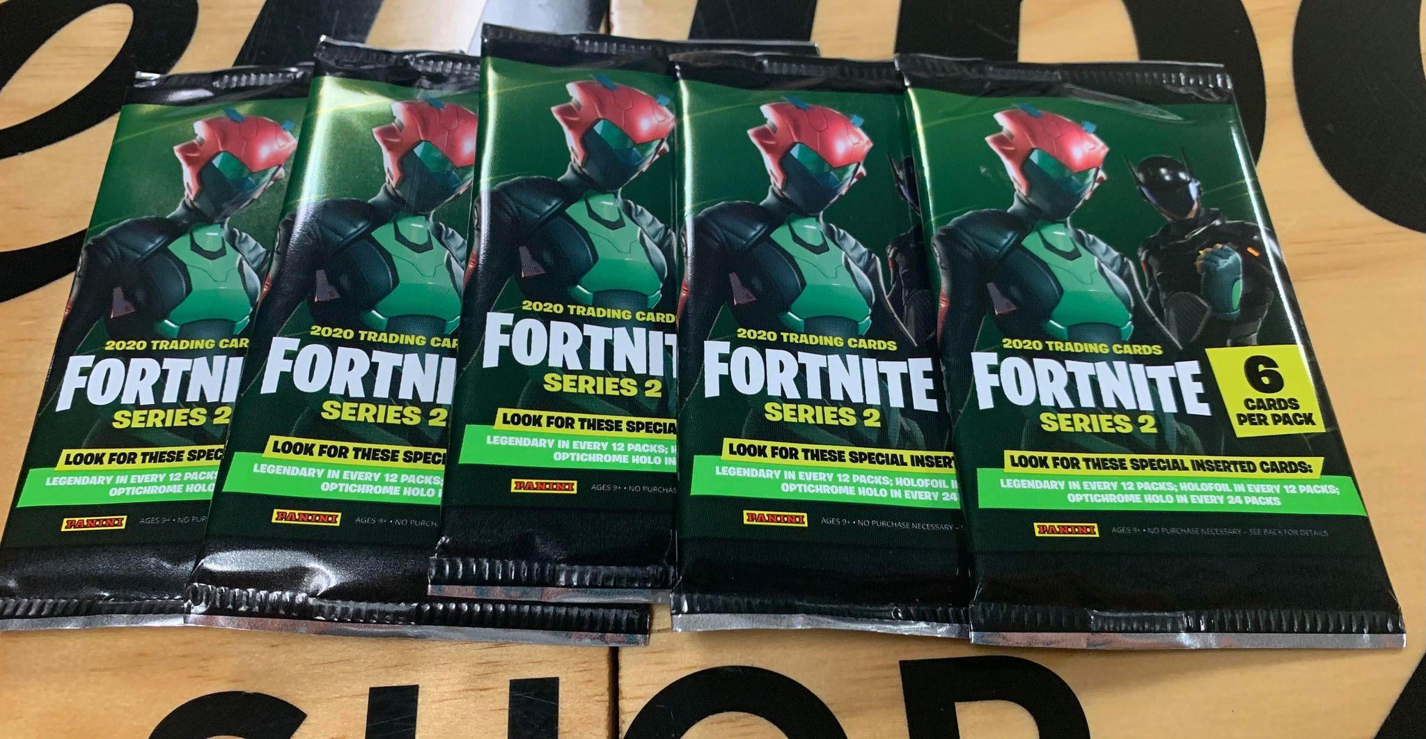 Panini fortnite trading cards series 2 walker nº 16 Big Mouth