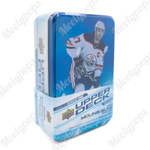 2020-21 Upper Deck Series 1 Hockey Retail Tin