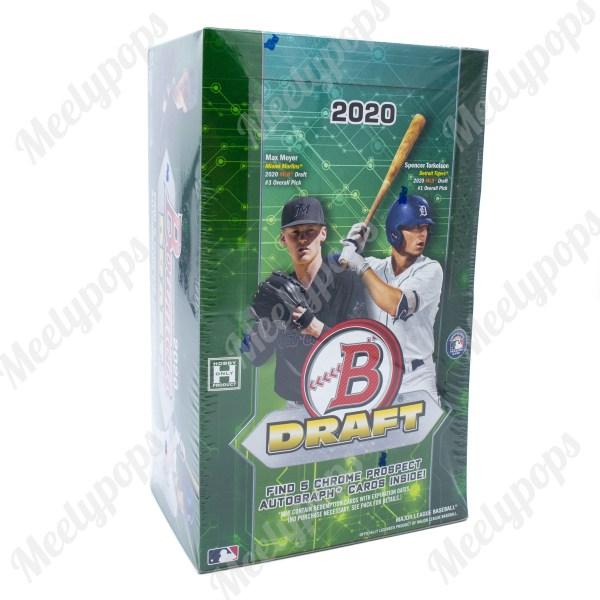 2020 Bowman Draft jumbo box