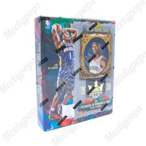 2019-20 Panini Court Kings Basketball Box