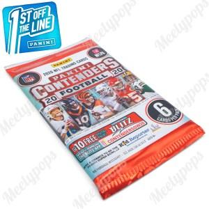 2020 Panini Contenders Football FOTL pack