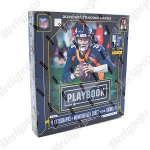2020 Panini Playbook Football Box
