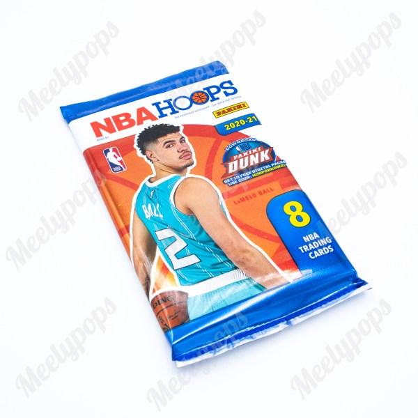 2020-21 Panini NBA Hoops Basketball pack