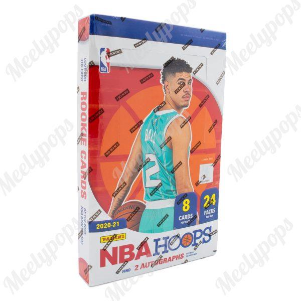 2020-21 Panini NBA Hoops Basketball box