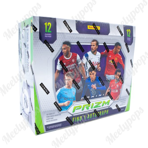 2020-21 Panini Prizm English Premier League Soccer box