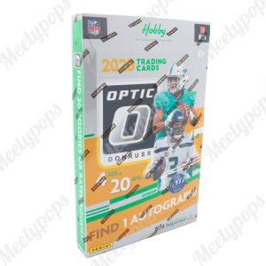2020 Panini Donruss Optic Football box
